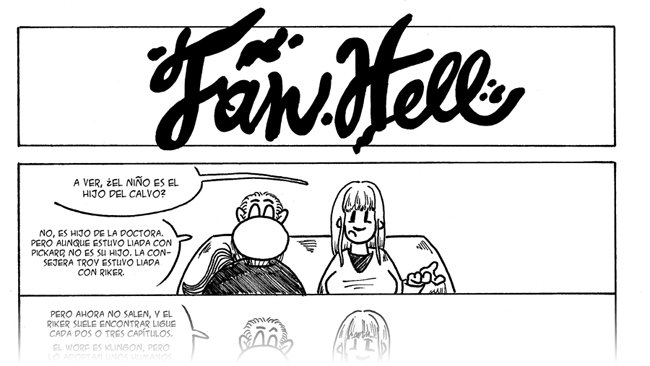 Fan Hell: 1x20 - Los culebrones
