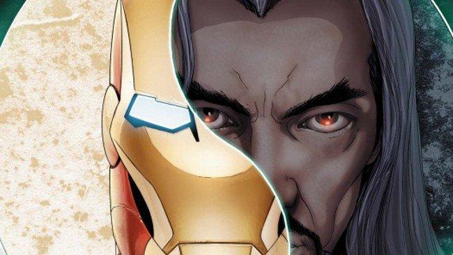 Iron Man Annual 2010