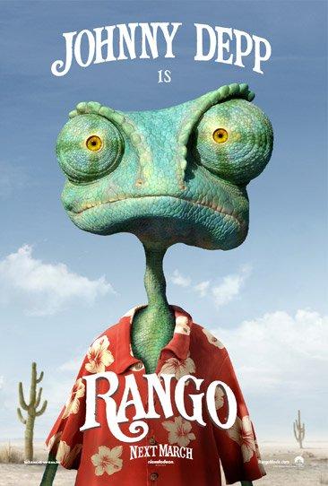 Rango Johnny Depp