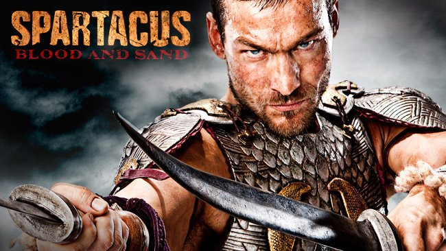Spartacus Blood and Sand Espartaco sangre y arena Canal+ romanos 300