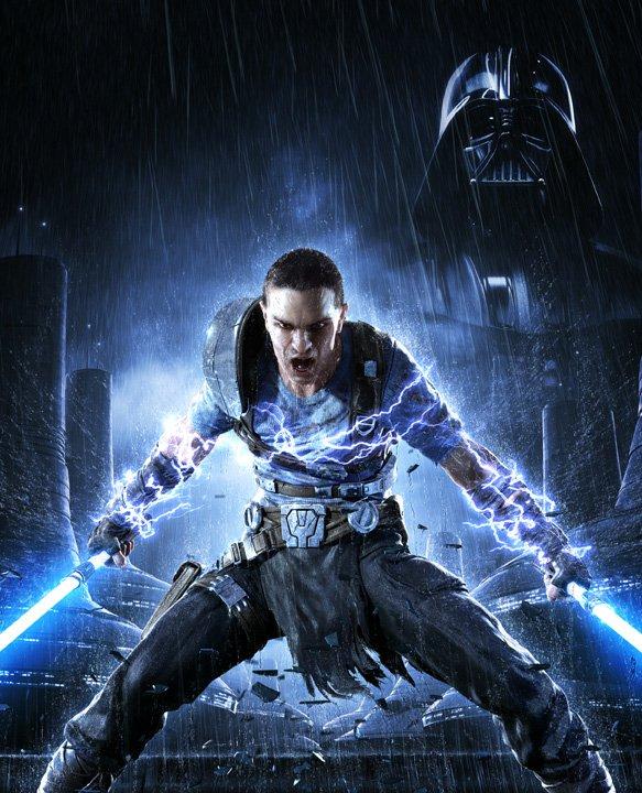 Star Wars El Poder de la Fuerza The Force Unleashed LucasArts