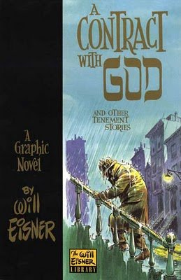 Contract with God Will Eisner pelicula