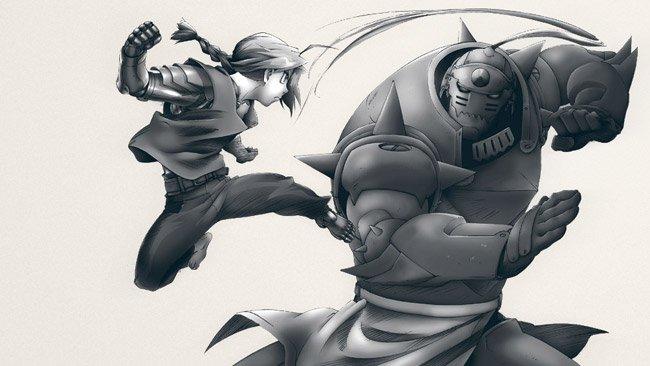 Fullmetal Alchemist: Brotherhood movie Bones