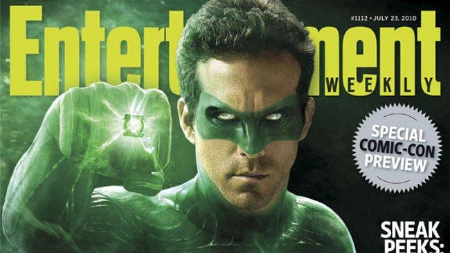 Green Lantern Jack Reynolds