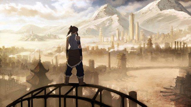Avatar Last Airbender Legend of Korra Nickelodeon
