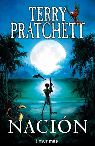 Nación, de Terry Pratchett