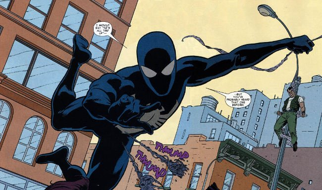 Amazing Spiderman One Moment in Time Paolo Rivera Joe Quesada