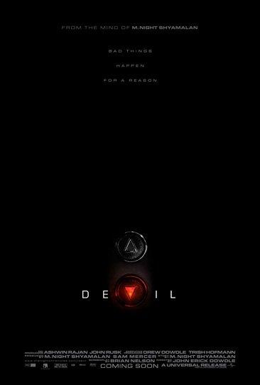 Devil M. Night Shyamalan