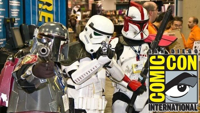 Star Wars Day San Diego Comic Con