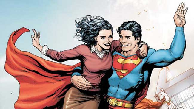 Superman JMS