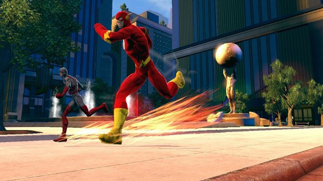 The Flash DC Universe Online
