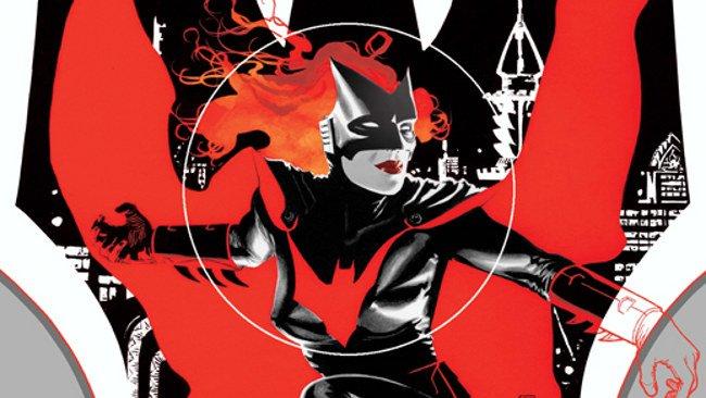 Batwoman de JH Williams III