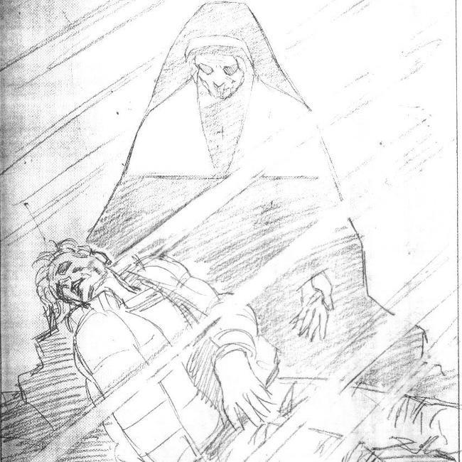 Daredevil Born Again Pietà
