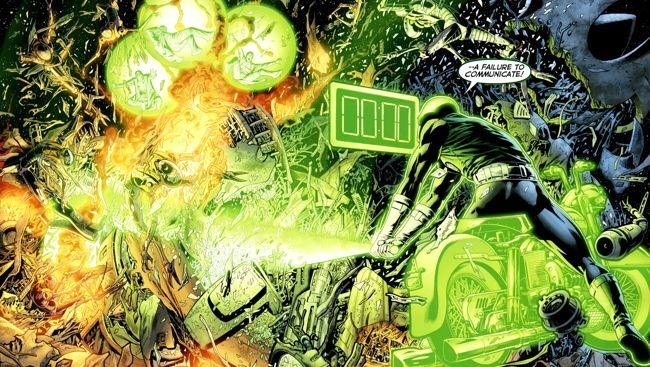 Green Lantern Emerald Warriors Tomasi Fernando Pasarin