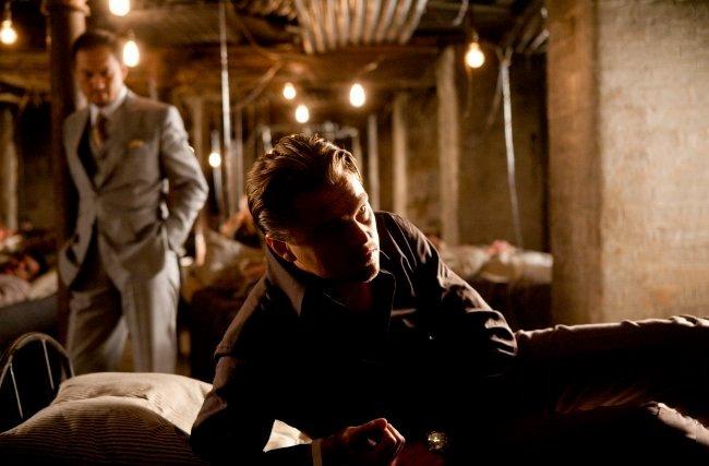 Origen Inception Christopher Nolan