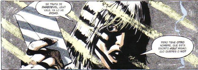 Daredevil Born Again Karen Page