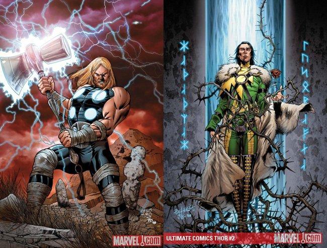Ultimate Thor Carlos Pacheco Jonathan Hickman
