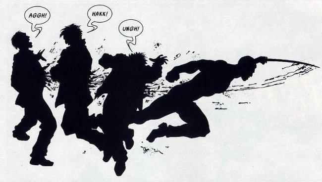 Ultimate Avengers 3 Blade Mark Millar Steve Dillon