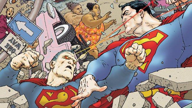 All Star Superman DC Original Animated Movies