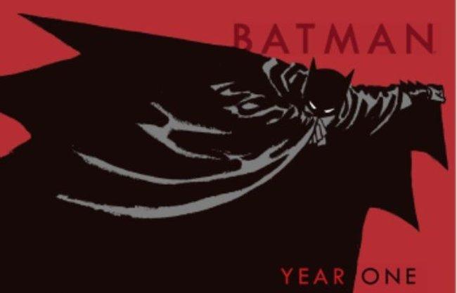 Batman Año Uno Frank Miller