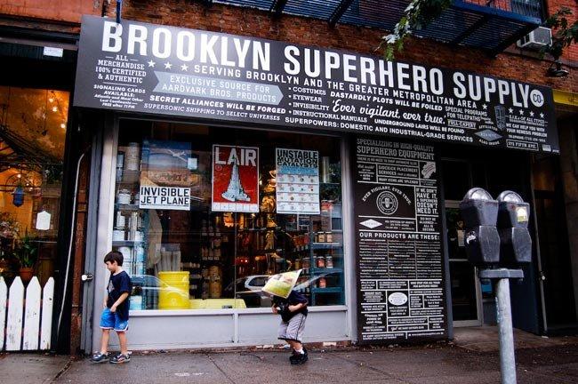 The Brooklyn Superhero Supply Company