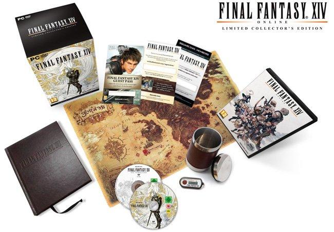 Final Fantasy XIV square enix