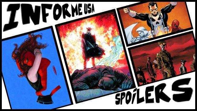 Informe USA Spiderman Taskmaster Batman Robin Shadowland