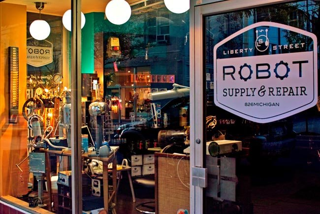 Liberty Street Robot Supply and Repair