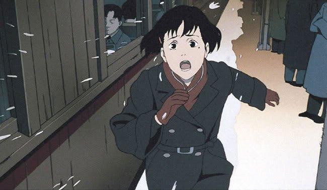 Millennium Actress: ¡Corre, Chiyoko, corre!