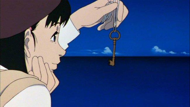 Millennium Actress: La llave de Chiyoko