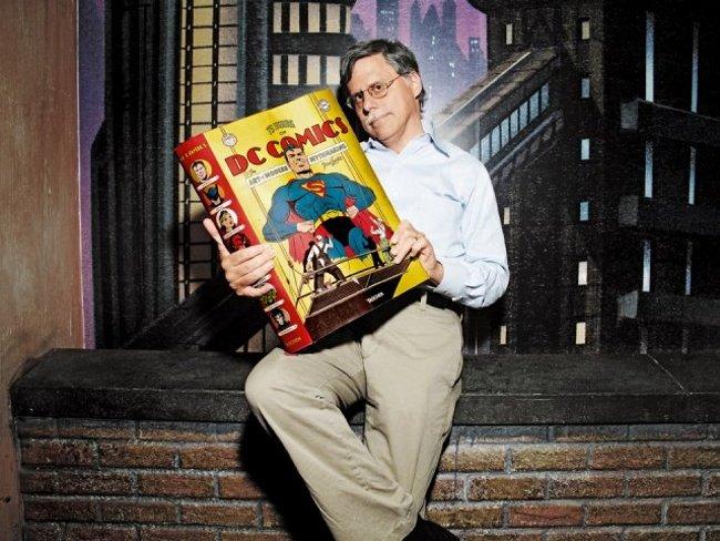 75 Years of DC Comics Taschen Paul Levitz