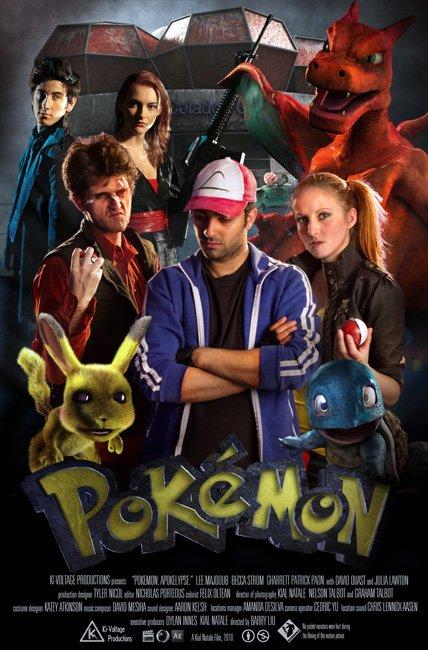 Pokemon poster trailer
