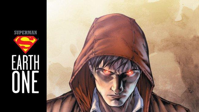 Superman: Earth One Joe Michael Straczynski Shane Davis DC