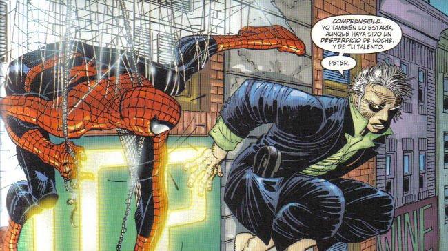 Spiderman Ezekiel Amazing Spiderman 30 Straczynski John Romita Jr