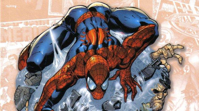 Spiderman vuelta a casa J. M Straczynski, John Romita Jr Marvel Heroes Panini