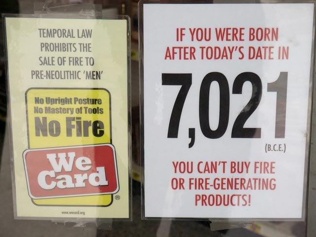 The Echo Park Time Travel Mart: Prohibido vender fuego a hombres pre-neolíticos