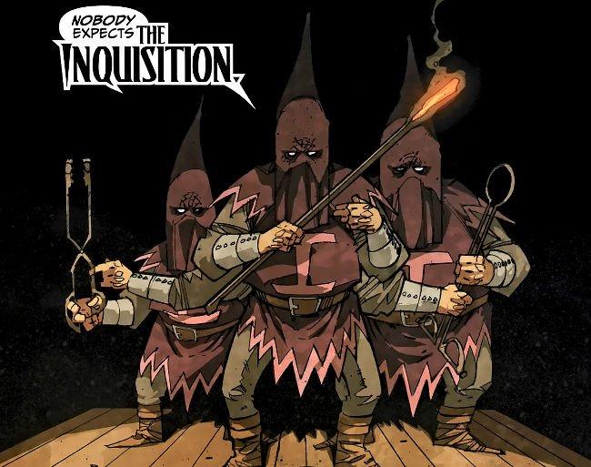 Taskmaster Van Lente Marvel Inquisition