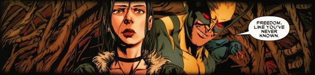 X-23 Marjorie Liu Will Conrad