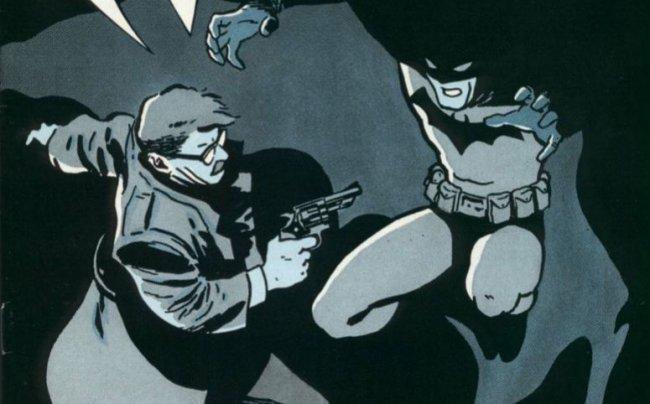 Batman Gordon