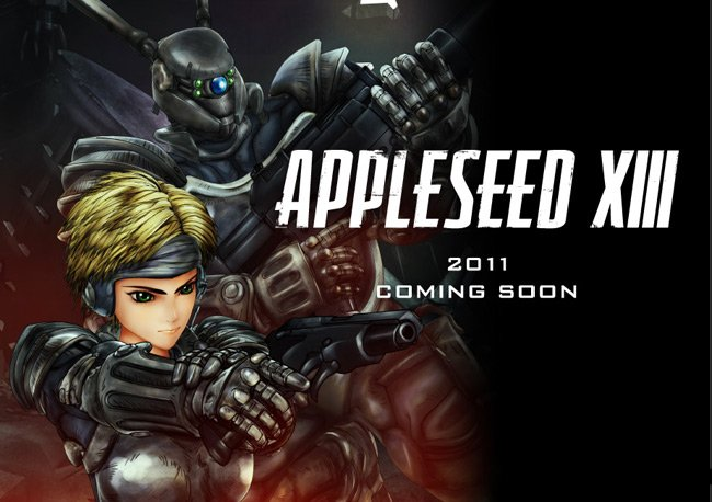 Appleseed XIII Masamune Shirow