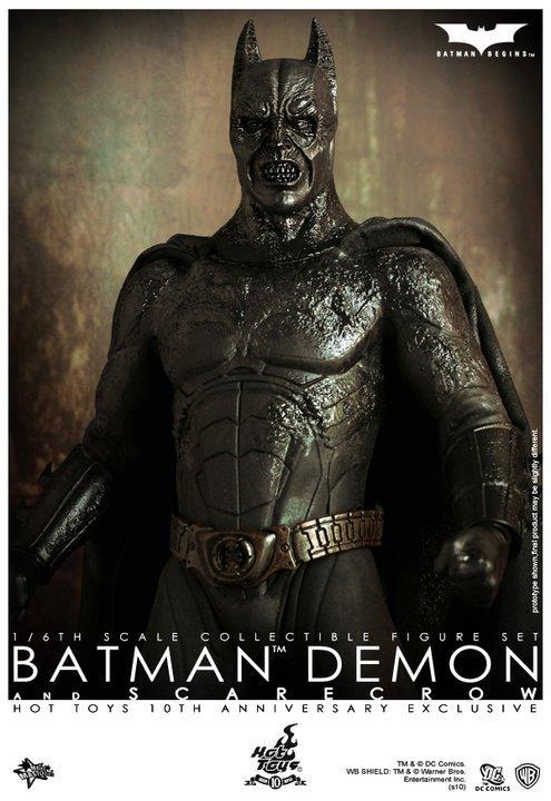 Hot Toys 10th Anniversary Batman Begins