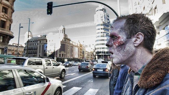 Marcha Zombi Madrid