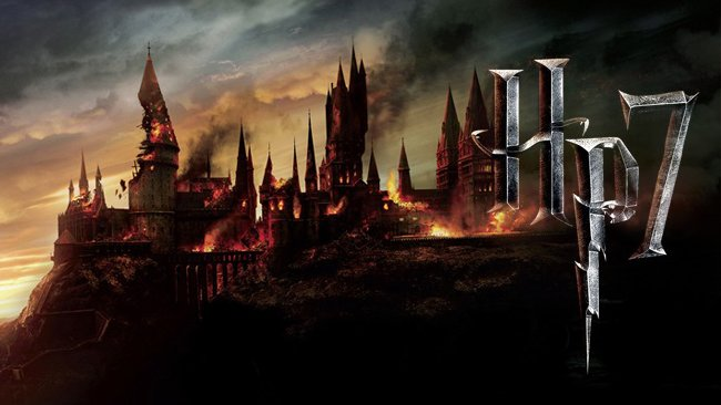 Harry Pooter and the Order of the Phoenix Half-Blood Prince