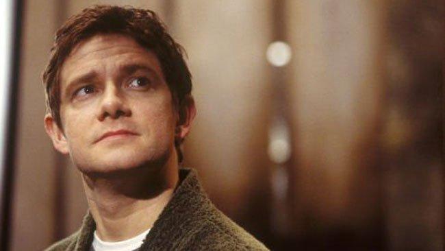 Martin Freeman, que interpretará a Bilbo Bolsón en 'El Hobbit'