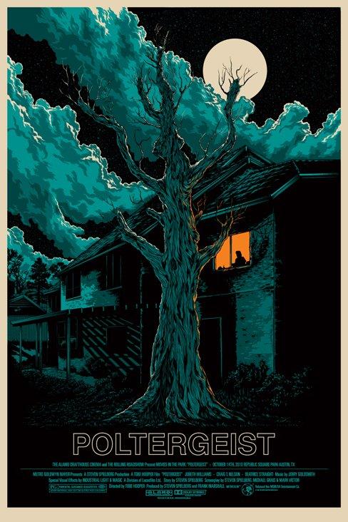 Alamo Drafthouse Mondo poster
