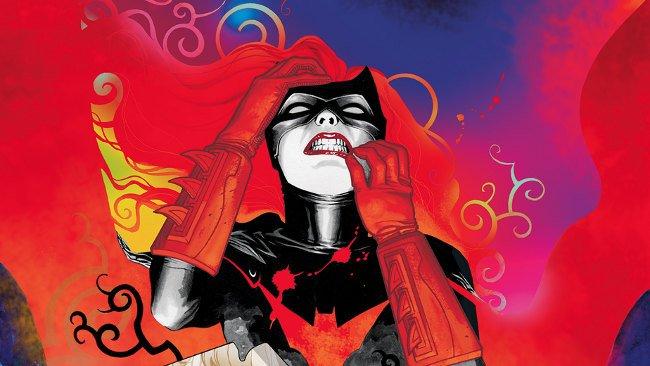Batwoman en Detective Comics 855 JH Williams III