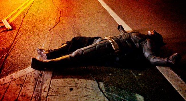 The Dark Knight Rises Batman Christopher Nolan