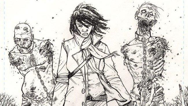Walking Dead novelas