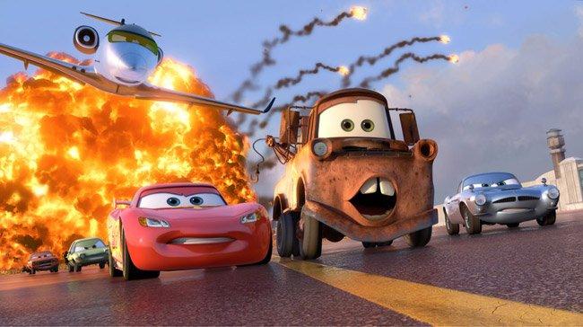 Cars 2 Pixar