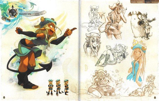 Dofus 2.0 Artbook Ankama